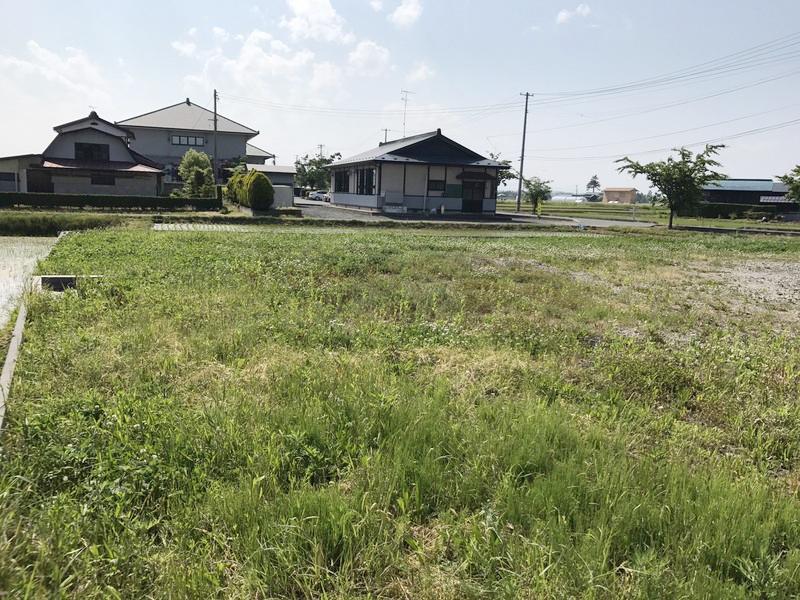 奥州市水沢佐倉河字九蔵田 売り土地