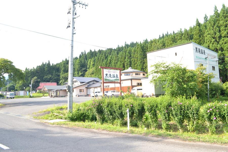 奥州市衣川区上立沢 売り土地【NO.003】