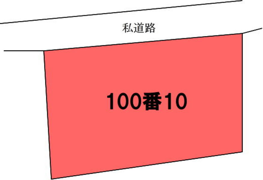 一関市滝沢字一ノ沢 売り土地