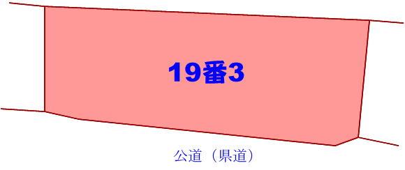 奥州市江刺玉里字小菅生沢 売り土地