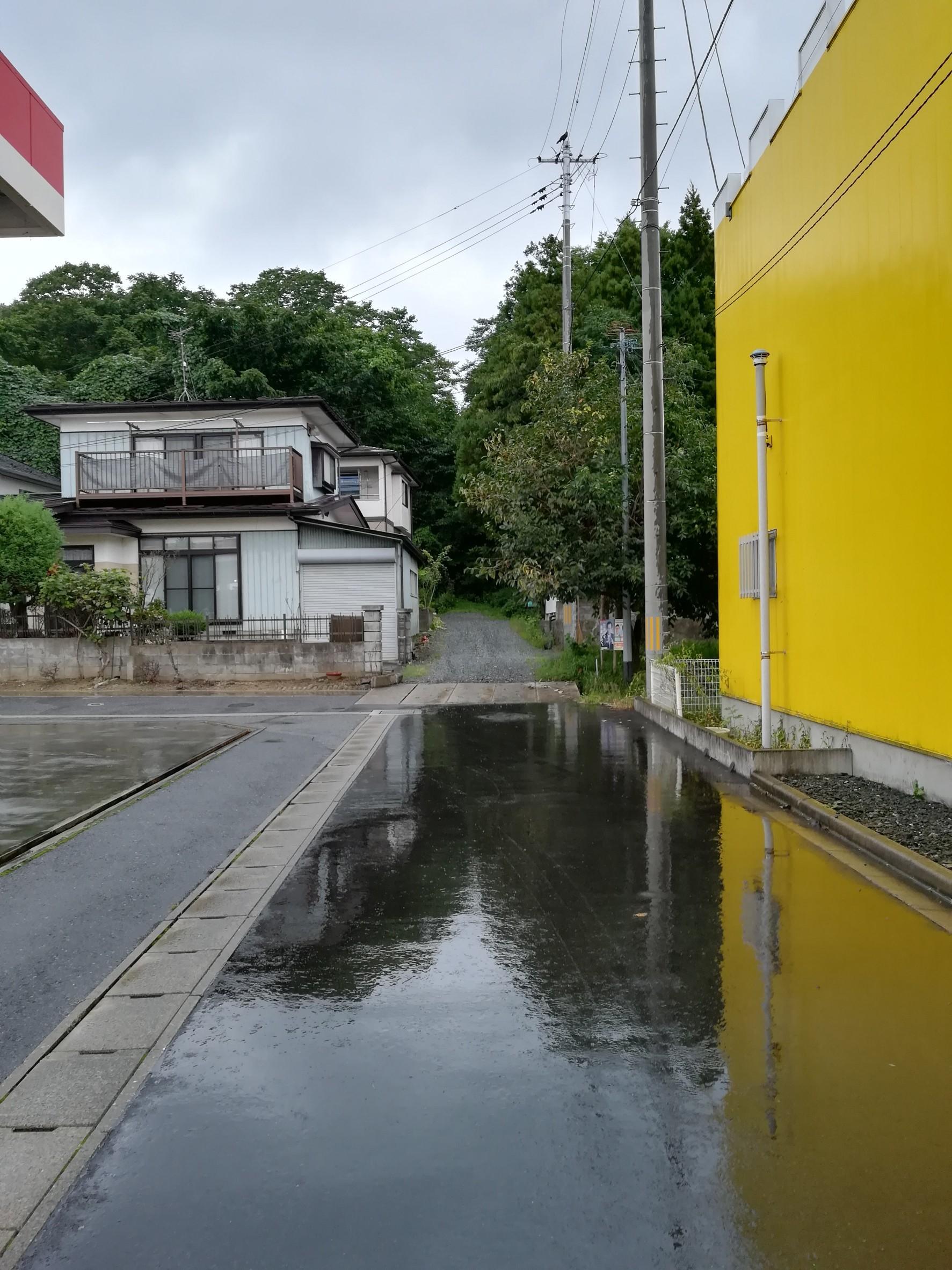 一関市山目字泥田 中古住宅